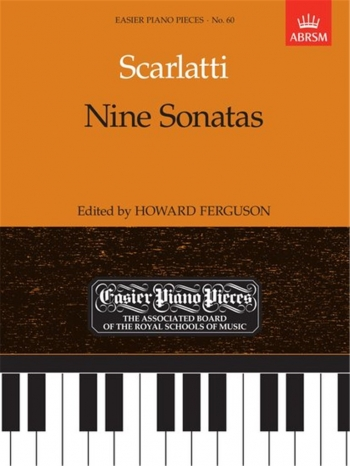 9 Sonatas: Piano (Epp60) (ABRSM)