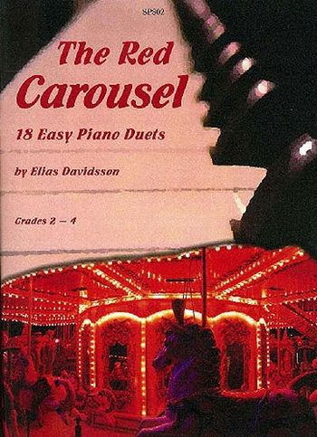 The Red Carousel: 18 Easy Piano Duets
