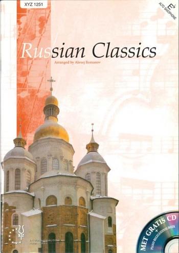 Russian Classics: Alto Saxophone