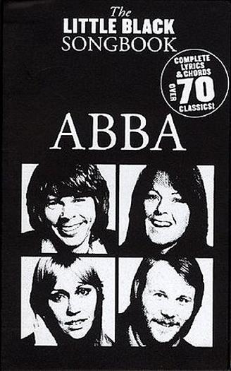 Little Black Songbook: Abba: Lyrics & Chords