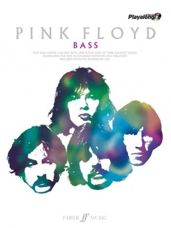 Authentic Playalong: Pink Floyd: Bass Guitar: Book & CD