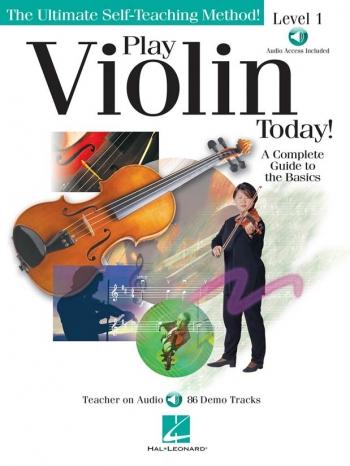 Play Violin Today - 1 - Violin