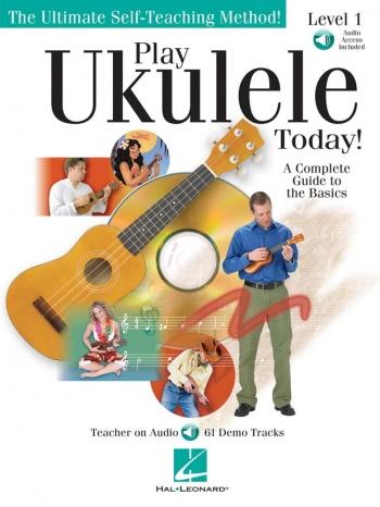 Play Ukulele Today: Level 1: Ukulele: Tutor
