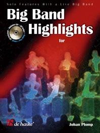 Big Band Highlights: Flute: Book & CD