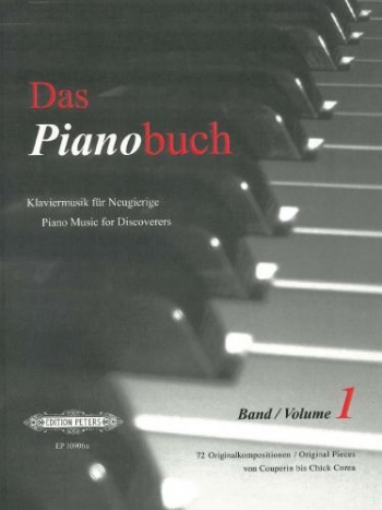Das Pianobuch: Piano Music For Discoverers