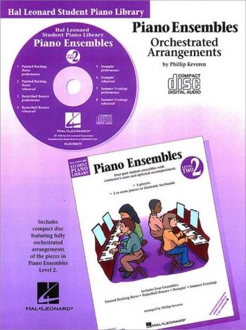 Hal Leonard Student Piano Library: Piano Ensemble: Level 2