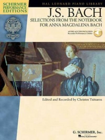 Selections From Anna Magdalena: Schirmer Performance: Piano
