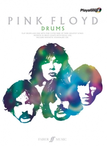Authentic Playalong: Pink Floyd: Drum: Book & CD