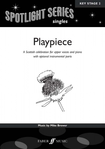 Playpiece-spotlight Series-keystage 2-upper Voices and Piano