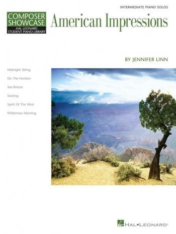 Hal Leonard : American Impressions: Composer Showcase