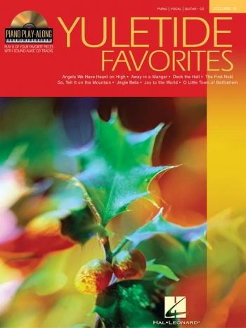 Yuletide Favourites: Piano Play Along: Vol.13: Piano Vocal Guitar
