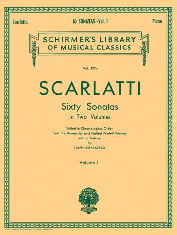60 Sonatas: Vol.1: Piano (Schirmer)