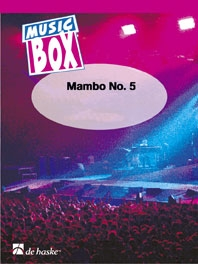 Mambo No. 5: Wind Sextet (variable): Music Box: Sc and Pts (blanken)
