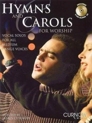 Hymns And Carols For Worship: Voice (medium)