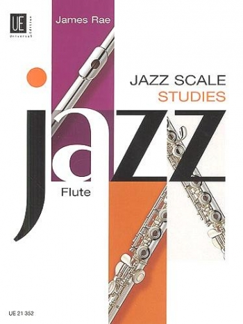 Jazz Scale Studies: Flute (James Rae)