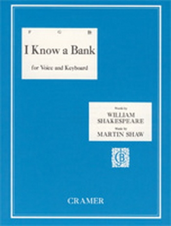 I Know A Bank: Vocal Solo (Cramer)