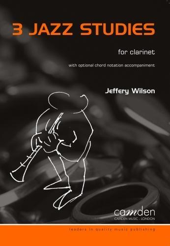 3 Jazz Studies (Chord Notation): Clarinet (Wilsom)