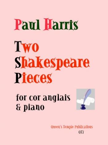 2 Shakespeare Pieces: Cor Anglais (Paul Harris)