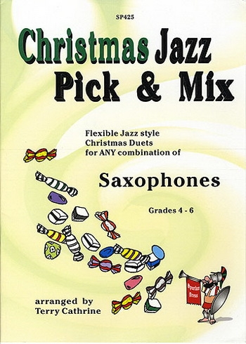 Christmas Jazz Pick and Mix: Saxophone Duets