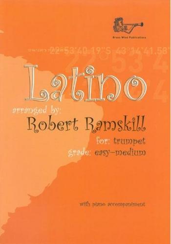 Latino: Trumpet:  Easy/Medium : Trumpet  & Piano