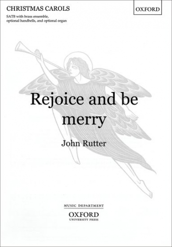 Rejoice & Be Merry: Vocal SATB (OUP)
