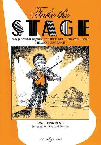 Take The Stage: Violin