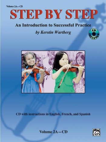 Step By Step: 2a: Sucessful Practice: Violin
