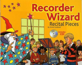 Recorder Wizard: Reperotire Book : Pupils Book