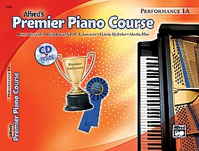 Alfred Premier Piano Course 1a: Performance Book