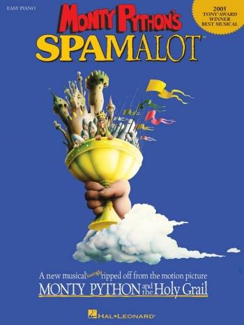 Monty Python: Spamalot: Easy Piano