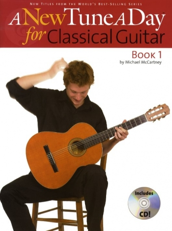 New Tune A Day: Classical Guitar: Book 1
