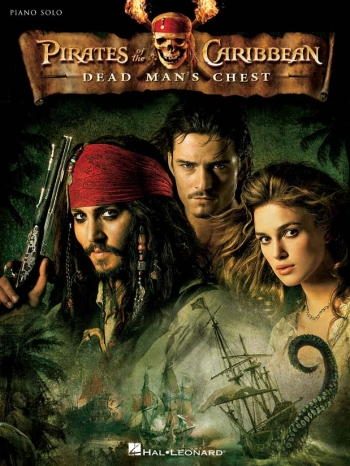 Pirates Of The Caribbean: Dead Mans Chest: Piano Solo