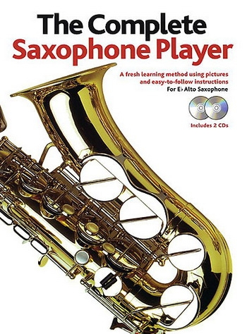 Complete Saxophone Player: 1: Tutor (revised)