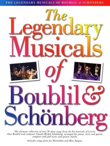 Legendary Musicals Of Boubil and Schoenberg