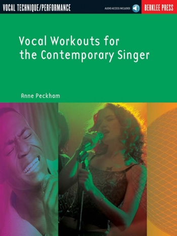 Vocal Workouts For The Contemporary Singer: Book & CD  (peckham)