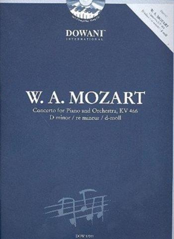 Concerto: D Minor: KV466: Reduction for Piano and Orchestra: Piano (Dowani)