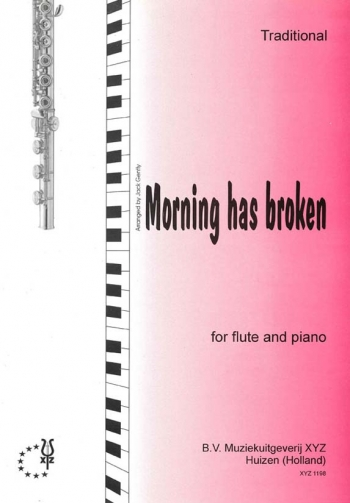 Morning Has Broken: Flute & Piano