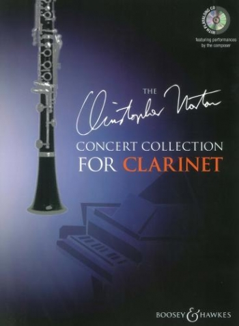 Concert Collection: Clarinet: Book & Cd (Christopher Norton)