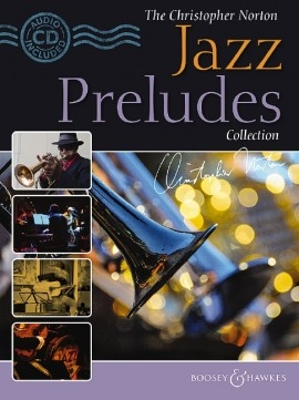 Jazz Preludes Collection: Piano: Book And Cd