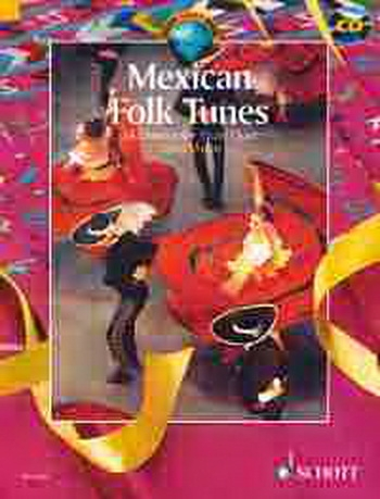 Mexican Folk Tunes: Flutes: Book & CD
