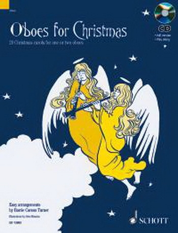 Oboes For Christmas: Book & cd