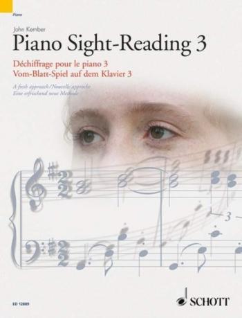 Sight-Reading Book 3: Piano (Kember)
