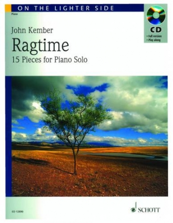 Ragtime: 15 Pieces For Piano