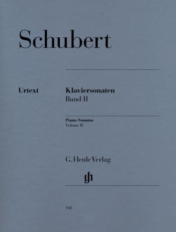 Piano Sonatas: Vol Ii: Piano  (Henle)