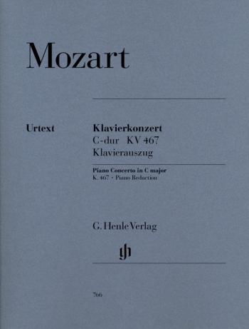 Concerto: C Major: KV467: No.21: Piano Reduction (Henle Ed)