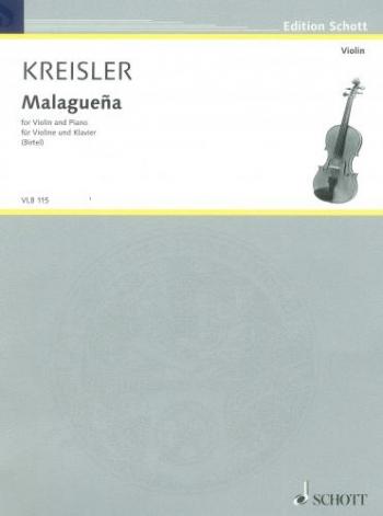 Malauena: Violin and Piano