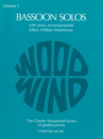 Bassoon Solos: Vol 1: Bassoon & Piano (Chester)