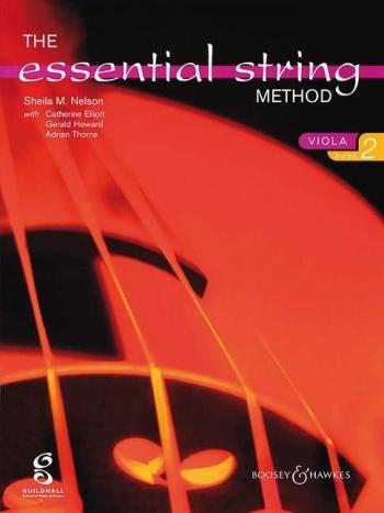 Essential String Method: Book 2 Viola