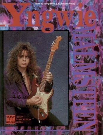 Ynwie Malmsteens: Rising Force: Guitar Tab
