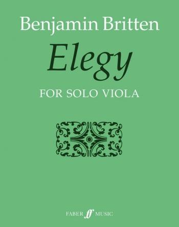 Elegy: Solo Viola (Faber)